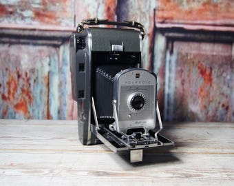 Vintage Polaroid Land Camera folding model 160