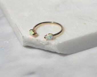 Brooke Opal Ring