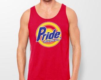 Gay Pride Tank Top | Pride Week Shirt for Men or Women, Gay Pride T-Shirt, Gay Tank Top, Gay Pride Shirt, Gay Tshirt, Gay Rights LGBT Shirt