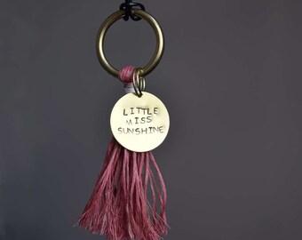 """Key Holder """"Little Miss Sunshine"""""""