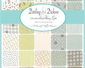 Darling Little Dickens Fat Quarter Bundle by Lydia Nelson for Moda Fabrics