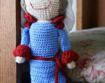 Sint Elizabeth Of Hungary Crochet PATTERN