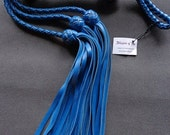 3-tail Ballbuster Leather Flogger