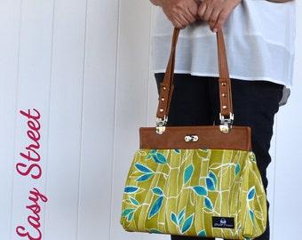 Daryl's Drive Designer Handbag Pattern Sew & Sell