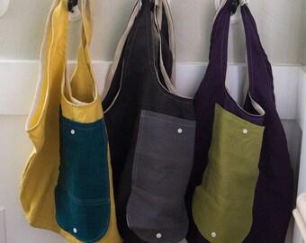 Reusable Shopping Bag, Linen Tote Bag, Reusable Grocery Bag, Linen Shopping Bag, Folding Tote Bag, Eco Friendly Shopping Bag, Linen Tote Bag