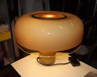 Guzzini 1970'S lampada cromo, Italian furniture, Lighting, Lamp,