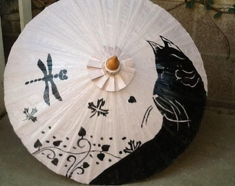 Jerry the kitty shade parasol