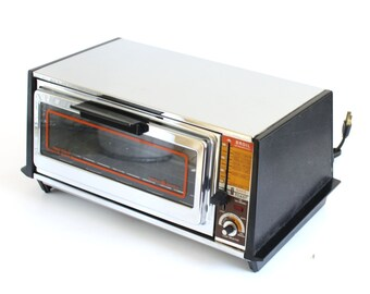 General Electric Toaster Oven Toast 'n Broil GE Toast-R-Oven A33126 Made in USA