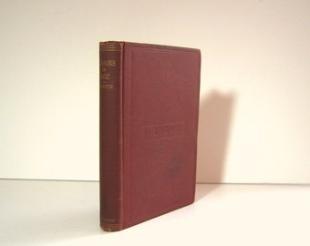 William Stanley Jevons, Elementary Lessons in Logic, Deductive & Inductive, Edition of 1884 Boole, J. S. Mill and Others Antique Text Book