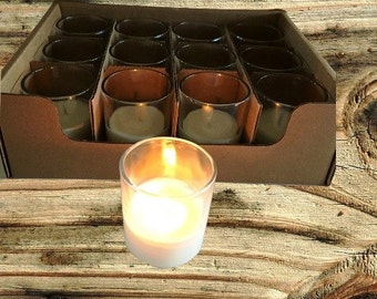 Soy Votives 12 - 2 oz Candles for Weddings & Parties