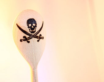 Pirate spoon