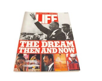 Vintage LIFE Magazine Spring 1988 Special Issue THE DREAM Then and Now Jesse Jackson