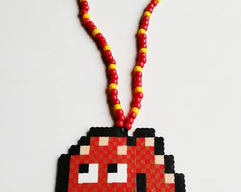 Meatwad Kandi Necklace