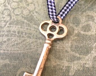 Handsome Victorian Brass Key
