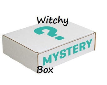 LARGE Mystery Witch Box