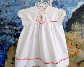 Baby Dress, Vintage Baby Dress, Summer Baby Dress, Toddler Dress, Baby Girl Clothes, Baby Girl Dress