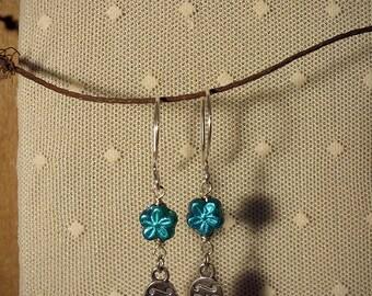 Rites #5 - Sterling Silver Headstones & Vintage Glass