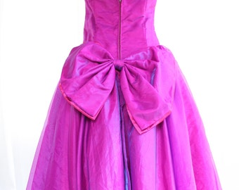 The Pretty in Pink Party Dress ~ FREE U.S SHIPPING