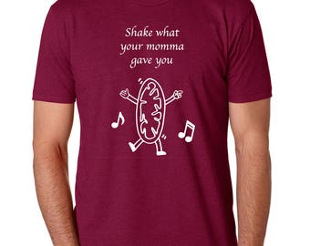 Geeky Cellular Biology Shirt, Funny DNA Pun about Mitochondria