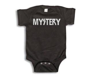 Baby One Piece - Mystery Onesie - 100% cotton Short Sleeve & Long Sleeve - Newborn to 18 Months - Baby Boy - Baby Girl