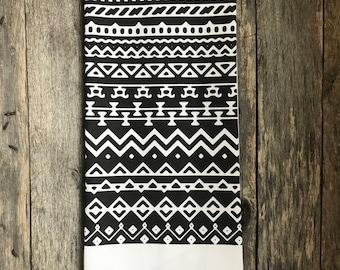 Aztec Tea Towel (Design 8)