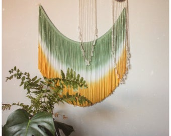Bohemian Room - Bohemian Hanging, Vintage-Inspired Wall Hanging