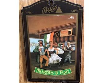 irish pub sign wall pub sign pub decor ale sign vintage pub