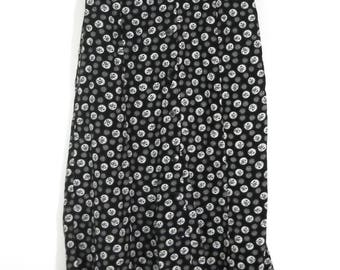 90s Gap Button up Skirt // Size 2
