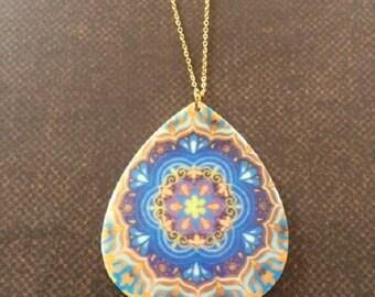 Large Necklace - Large Pendants - Large Pendant Necklace - Hawaiian Jewelry - Hawaiian Necklace - Hawaiian Gifts - Spanish Jewelry - Gift