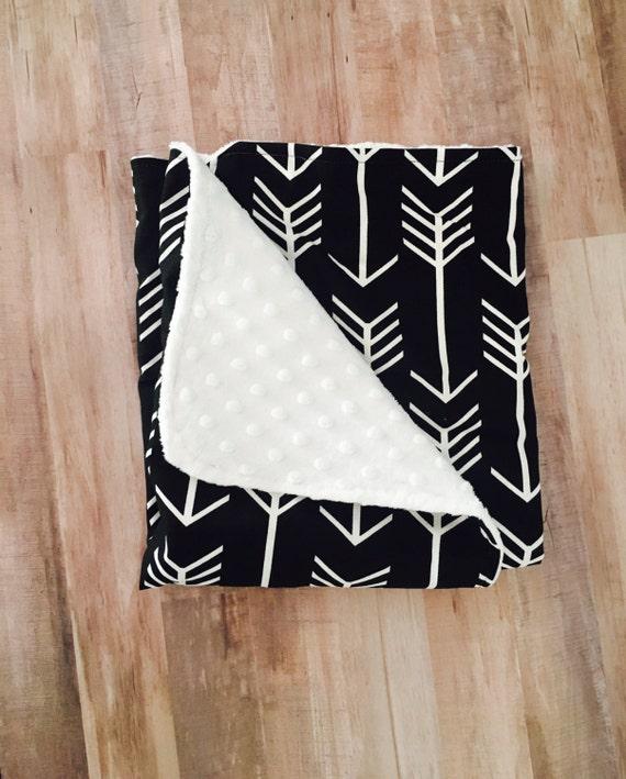 Gender Neutral Baby Blanket Arrow Baby Blanket Arrow By