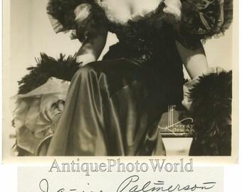 Janice Palmerson American Jubilee beauty antique photo