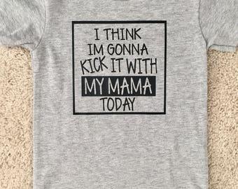 Mama's boy shirt, mamas boy shirt, toddler boy shirt, mommas boy short, toddler girl shirt, mama's girl shirt, mommas girl shirt