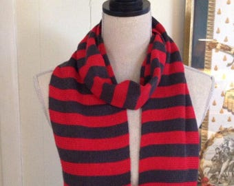 Vintage French Scarf ... Free Shipping