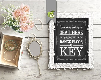 Bathroom Key Sign wedding bathroom sign set of 2 men and ladies bathroom