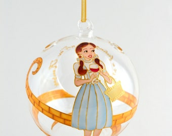 Dorothy In Oz Tealight Bauble