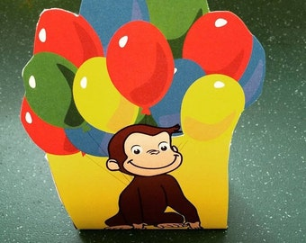 Monkey Treat Boxes inspired by game chracters