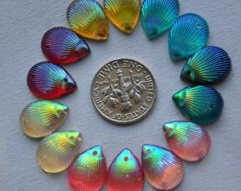 Acrylic sew on sea shells