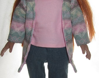 READY to SHIP 18 inch OUTFIT will fit American Girl Doll or any 18 inch doll
