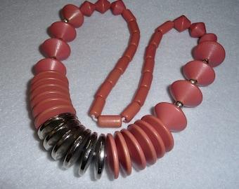 K. Aarikka (Finlande). Necklace. Vintage.