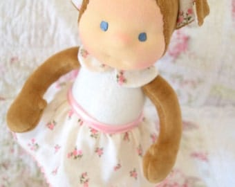 """Becky, Puppy doll 12"""" Limited Edition by Calinette"""