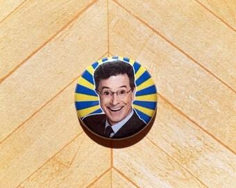 Stephen Colbert- one inch pinback button