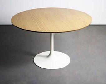 Mid Century Modern Burke Tulip Table