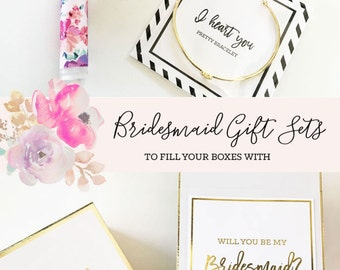 Bridesmaid Gift Sets (EB3190BPW)