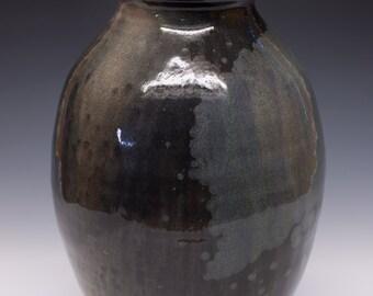 Wood Fired Porcelain Blend Vase, 0503003