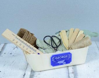 Personalised Greenhouse Essentials Gardening Kit
