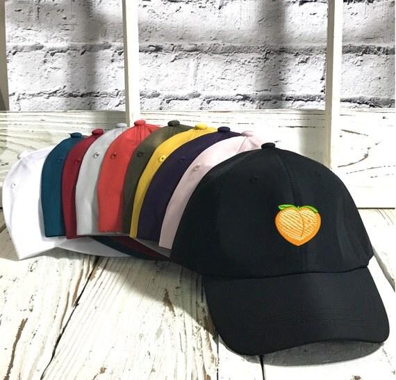 Peach Emoji Dad Hat |Peach Emoji | Peach Butt Hat |Peach Emoji Hat | Dad Hat Tumblr | Dad Hats |Peach Butt |Peach Emoji Cap | Dad Cap Trends