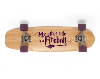 My Other Ride is a Firebolt EDE00109