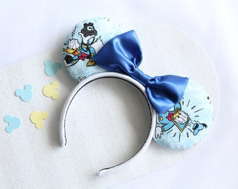 Donald Duck mouse ears, Donald Duck minnie ears, Donald Duck minnie mouse ears, Donald Duck, Mouse Ears, Minnie Mouse Ears, Minnie Ears