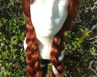 Snow Princess Anna Wig