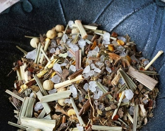 Switch-a-Roo Herbs, Reverse that Curse, Witchcraft, Witch, Natural Herb Blend, Dried herbs, Wicca Supply, Witchcraft Supplies, Witchey,Pagan